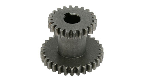 Gear, 2-Speed, Center Shaft
