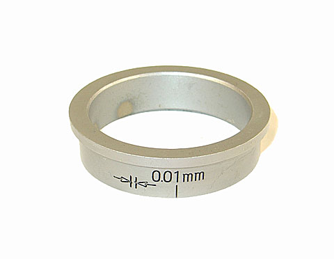 Index Ring, 0.0005 in