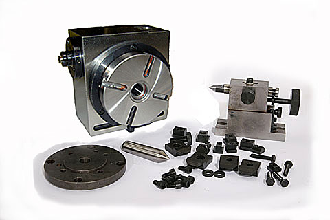 4th Axis Rotary Table For Cnc No Stepper Motor 3429