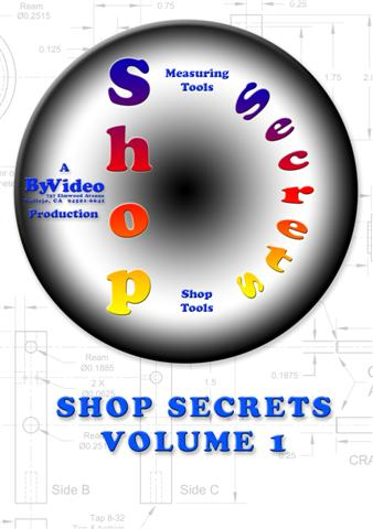 DVD: Shop Secrets, Volume 1: Measuring Tools