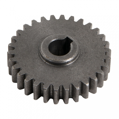 Gear, Intermediate, Metal