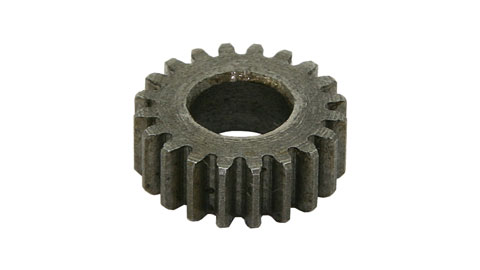 Pinion, 20 Teeth, Metal
