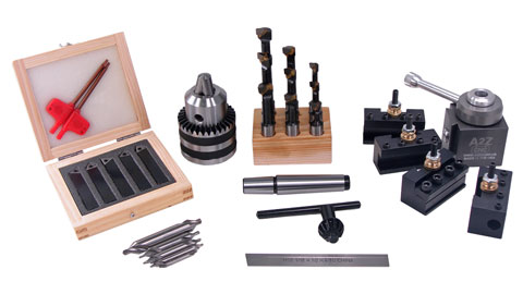 Tooling Package, Mini Lathe