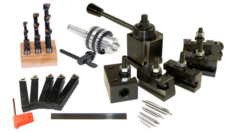 Tooling Package, Small Lathe