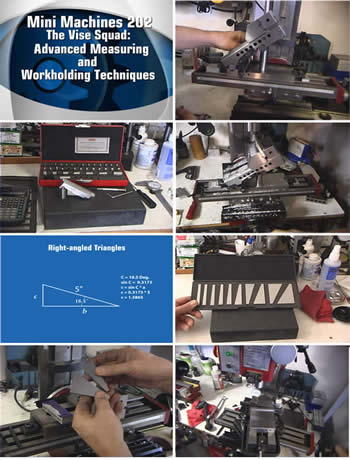 DVD: The Vise Squad - Precision Workholding and Measuring Techniques