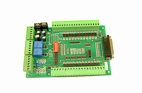 Parallel Interface Board, 3501 & 3503