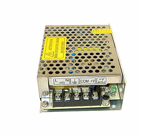 Power Supply, 12V DC
