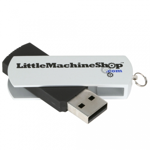 USB 2.0 Flash Drive, 128 MB