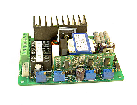 Motor Controller, X3 Power Feed 230V