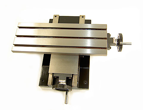 Micro Mill X-Y Table Assembly