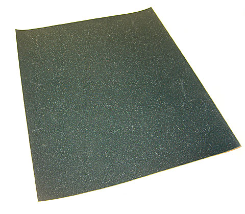 Abrasive Sheet, Wet or Dry, 400 Grit