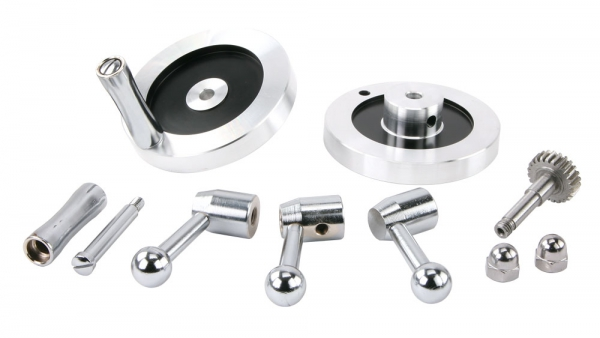 Knob and Hand Wheel Kit
