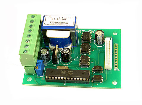 Control Board, 3501 Spindle
