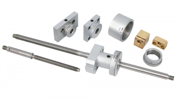 Feed Screw Parts, Metric, Bench Lathe
