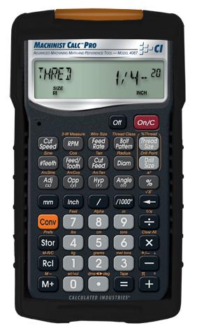 machine shop math formulas