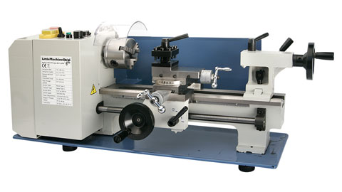 HiTorque and SIEG Mini Lathes - LittleMachineShop.com
