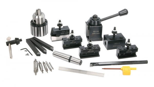 Tooling Package, Mini Lathe Premium