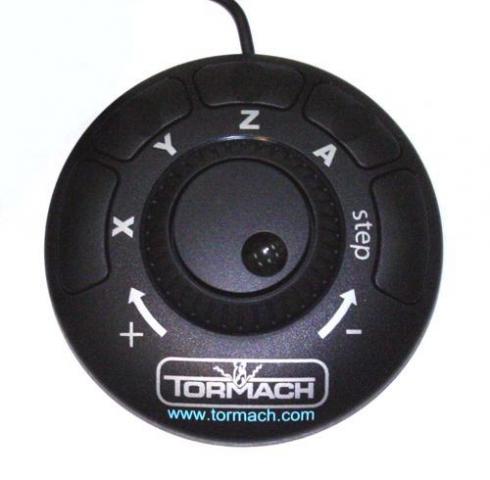 Jog & Shuttle Controller, Tormach