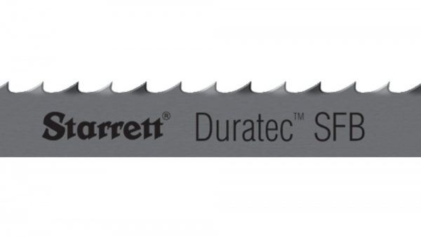"Band Saw Blade, 64-1/2"", Duratec FB 6/S, Starrett"