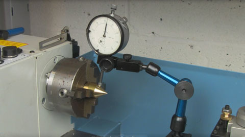 DVD: Basic Indicating Practices for HiTorque Mini Lathes and Mini Mills
