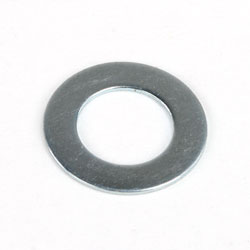 Washer, M8 14 mm OD, 0.5 mm Thick
