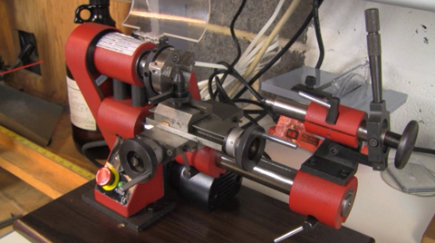 DVD: Introduction to the Nano Lathe-Drillpress-Mill