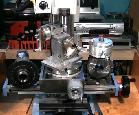 DVD: Basic uses for Dividing Instruments for the Mill