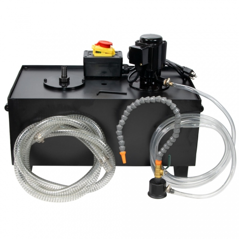 Coolant Tank and Pump