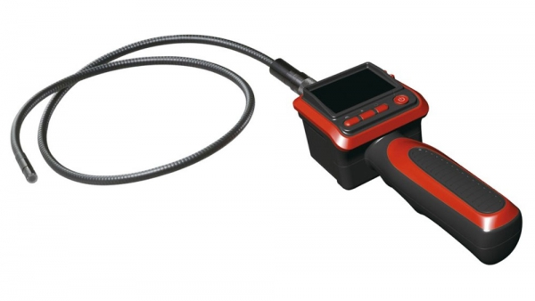 Borescope, Wired with Color LCD Monitor and 9 mm Camera
