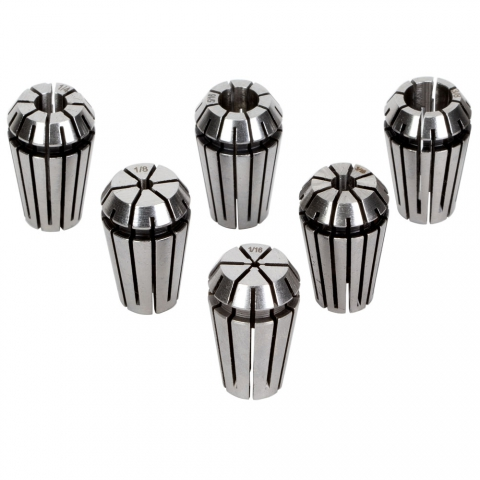 Collet Set, ER-16, Set of 6
