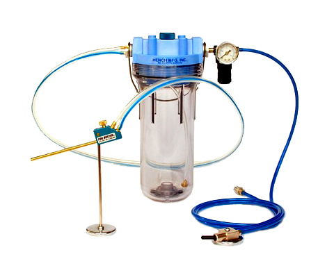 FogBuster Sprayer Coolant System with Tank, 1 Outlet