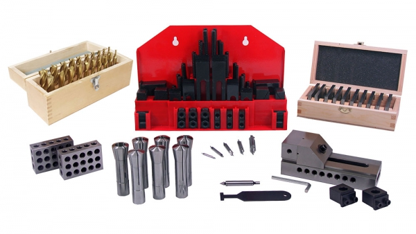 Tooling Package, R8 Mini Mill Precision