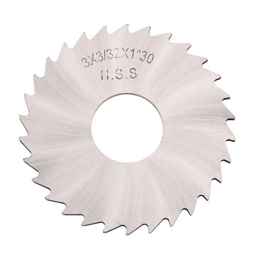 "Slitting Saw Blade, 3/32"", HSS"