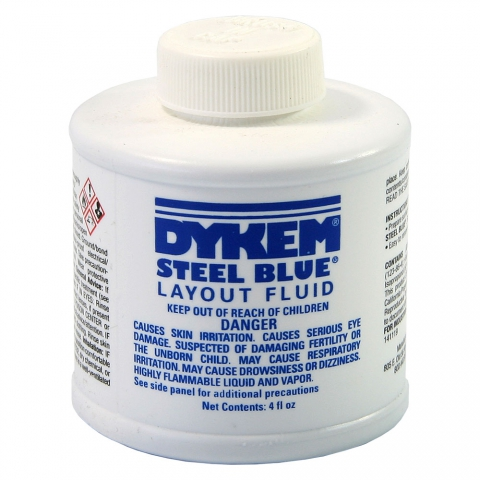 DYKEM Steel Blue Layout Fluid