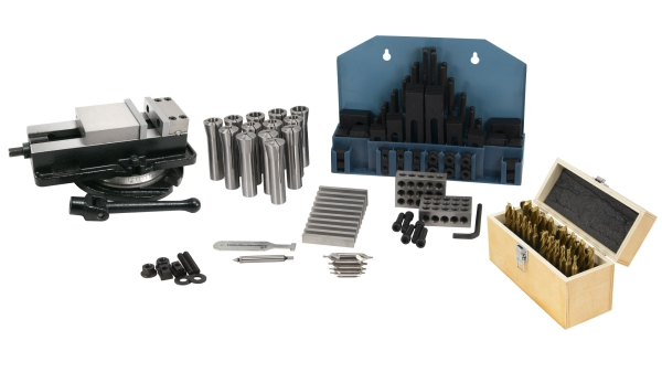 Tooling Package, R8 Mini Mill Premium