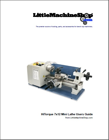 Users Guide, HiTorque Mini Lathe, 4100 & 4200