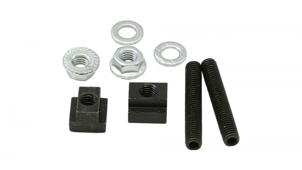 Vise Mounting Kit, 8 mm T-Slot