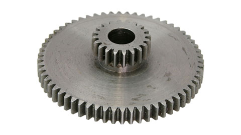 Gear, Saddle Drive 20 /60 Teeth, Metal