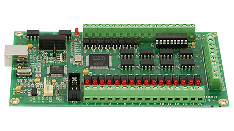 USB Interface Board, 3501 & 3503