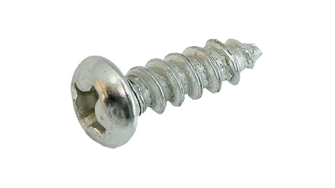 Screw, Tapping M2.9x9.5 Round Head Phillips