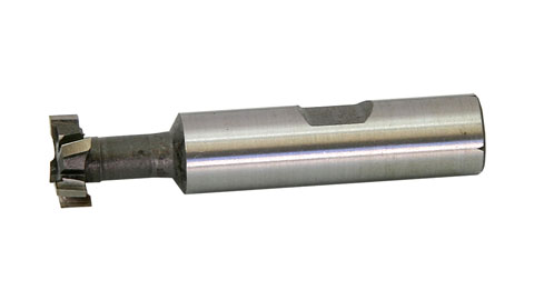 T-Slot Cutters, HSS, Individual Sizes