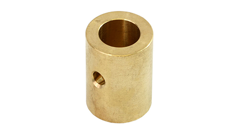 Brass Cover, Lead Screw