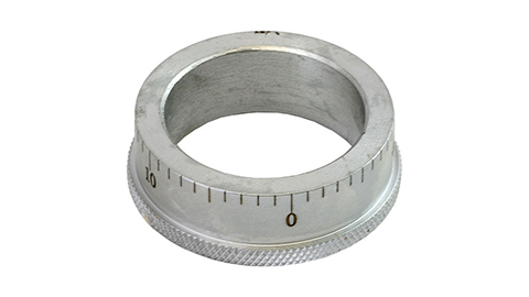 Scale Ring, Cross Slide