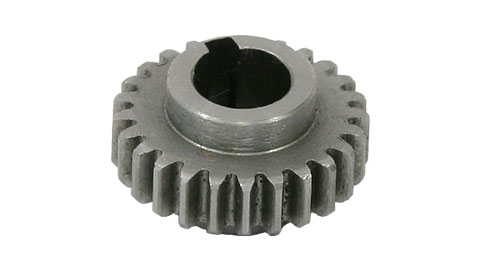 Gear, Slipping, 25 Teeth, Worm Wheel
