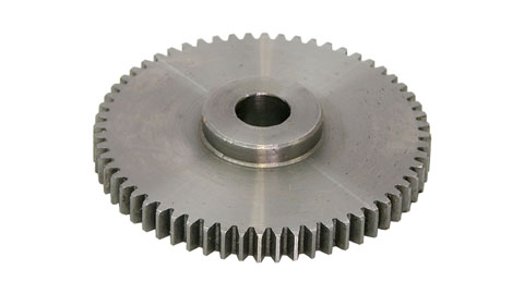 Gear, 60 Teeth, Saddle Drive