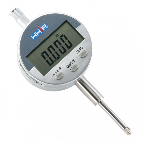 "Electronic Digital Indicator, 1"", Quick Action"