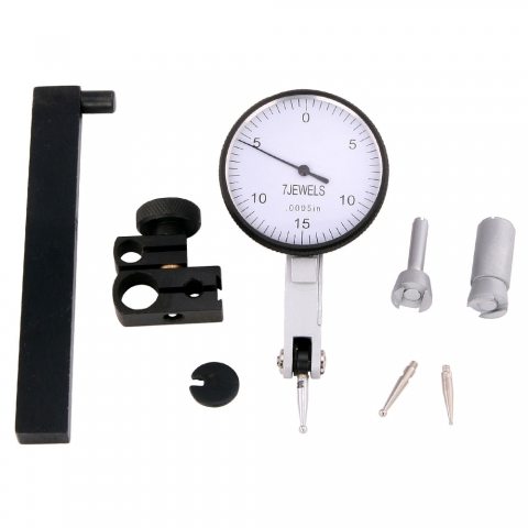 "Dial Test Indicator Set, 0.3"" x 0.0005"""