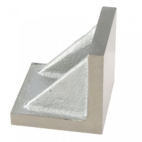 "Angle Plate, 3"" Webbed End"