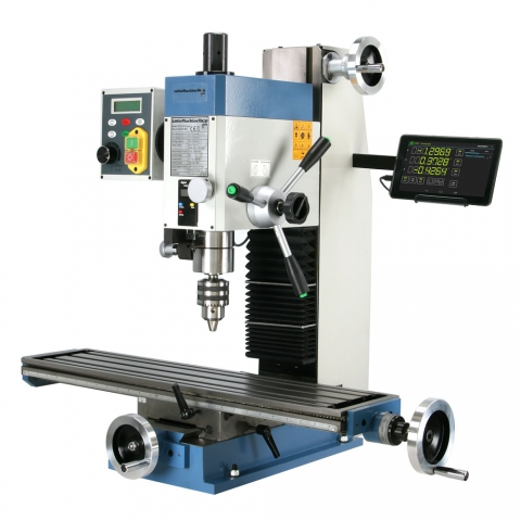 Hitorque Benchtop Milling Machine Bench Mill