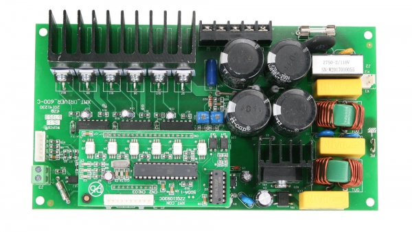 Motor Controller, Bench Mill